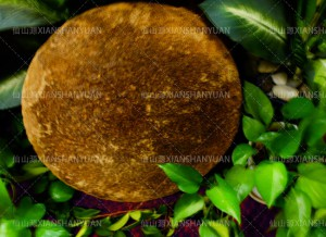 peanut cake with hull